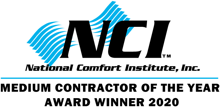 NCI Contractor of the Year 2020